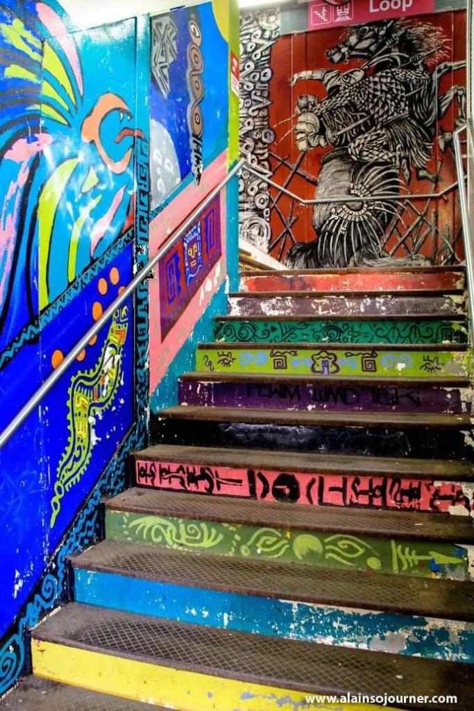 Pilsen Graffiti Chicago 4