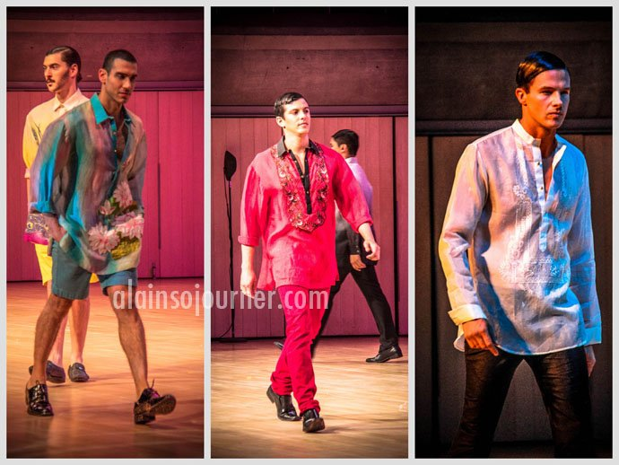 Canada Philippine Fashion Show Men Collection 17