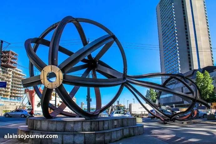 Toronto Public Arts Axis