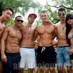 Toronto Aqua Party 2013 – Where The Boys Go for a Shirtless Summer