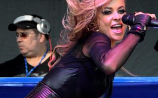 Carmen Electra Aqua Party 2013 Toronto