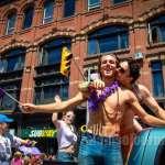 Pride Parade 2013 Toronto