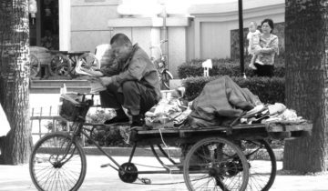 Life in China - Bicycles