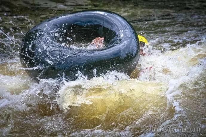Elora Gorge Tubing Ontario