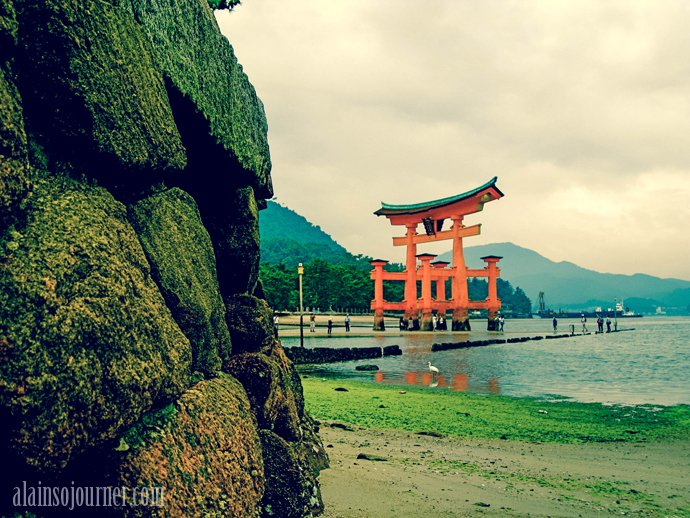 Miyajima Island in Japan