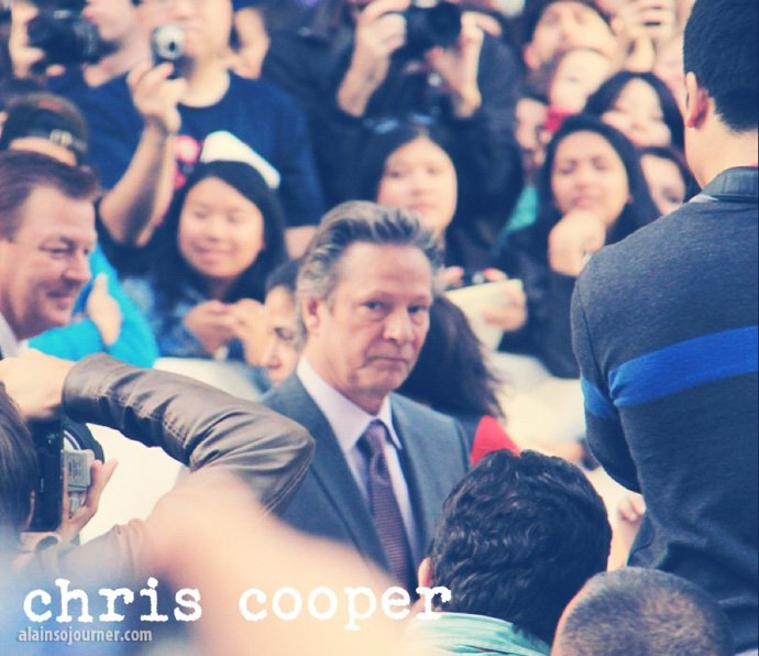 Chris Cooper TIFF 2013 August Osage County