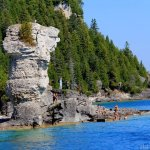 Flowerpot Island – The Most Photographed Natural Wonder