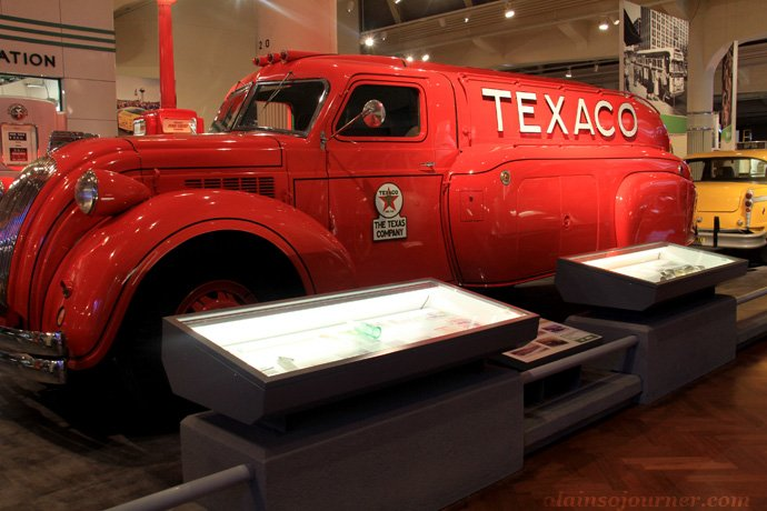 Texaco Henry Ford Museum in Detroit.