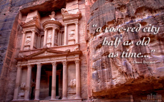 The Amazing Petra in Jordan
