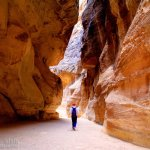 The Siq – In the Footsteps of Indiana Jones
