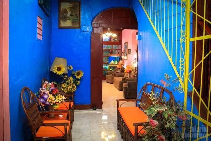 Gay Casa in Havana that is open to all gender identities.