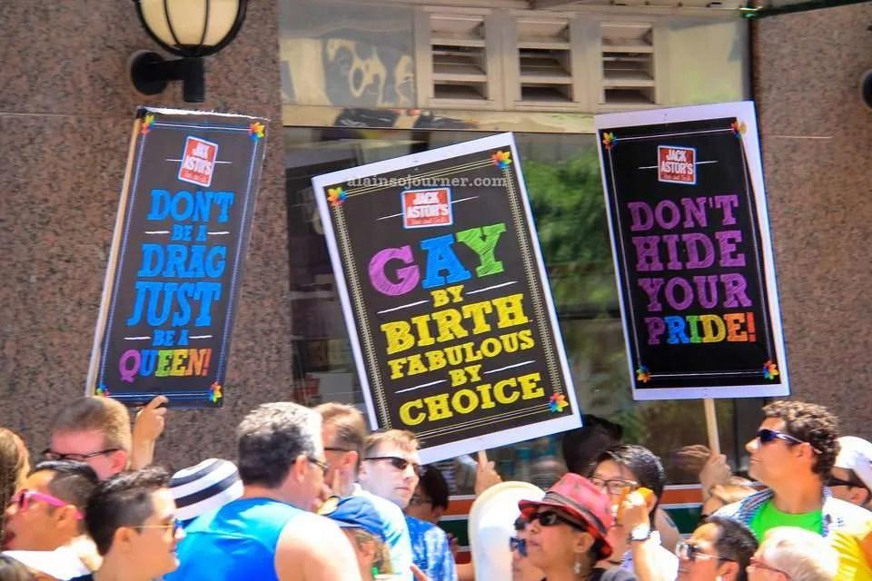 World Pride Parade Toronto 2014 Photos