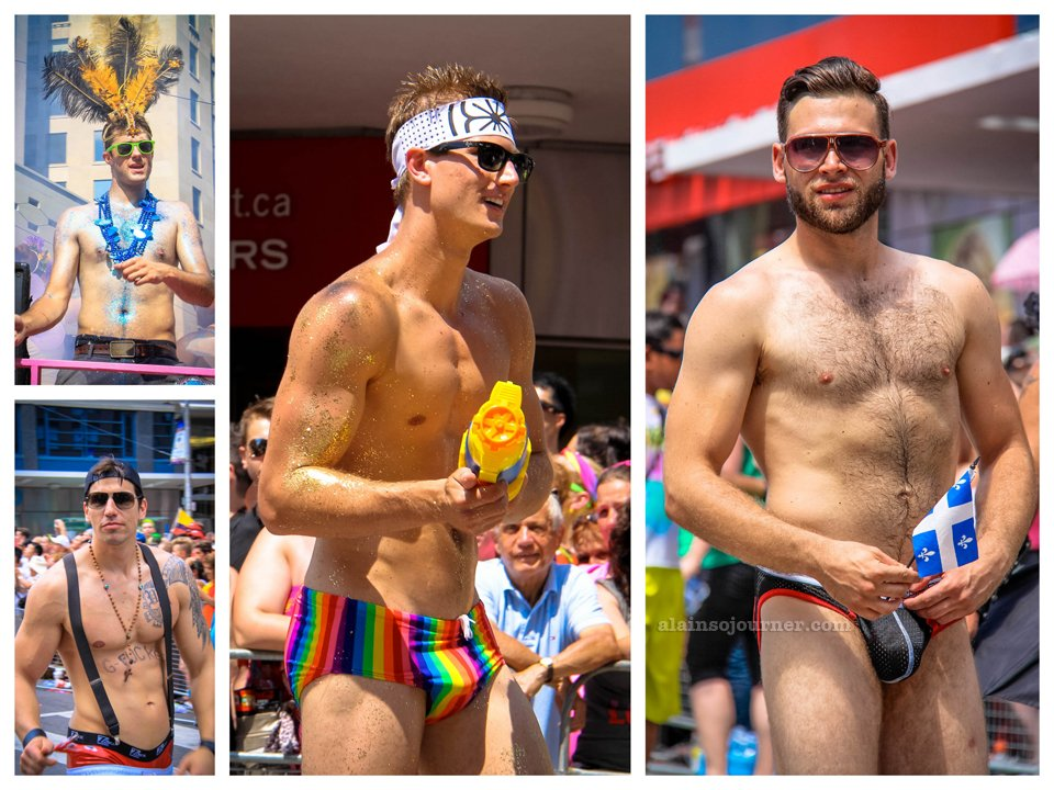 World Pride Parade 2014 Toronto