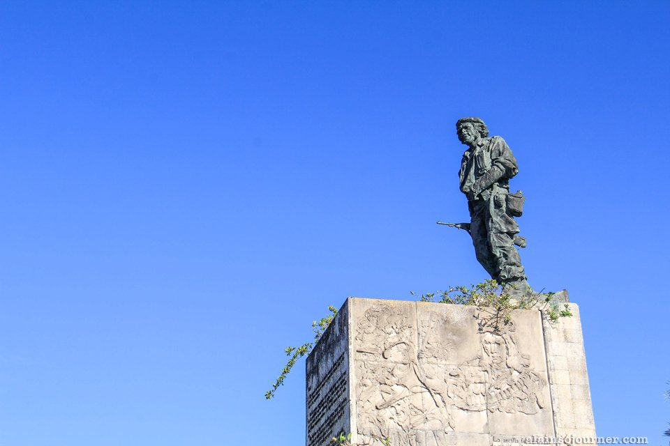 Che Monument / Memorial in Santa Clara Cuba