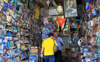 Libreria la Escalera Santiago de Cuba