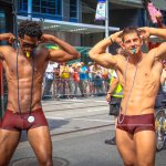 The Shirtless Boys of World Pride