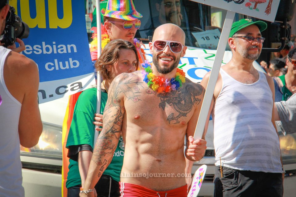 World Pride Parade Toronto 2014