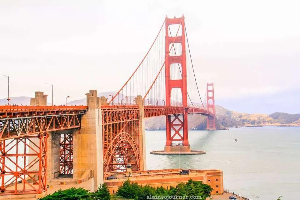 Golden Gate Bridge San Francisco Photos