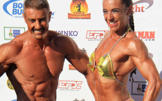 The Muscle Men and Women of Venice Beach
