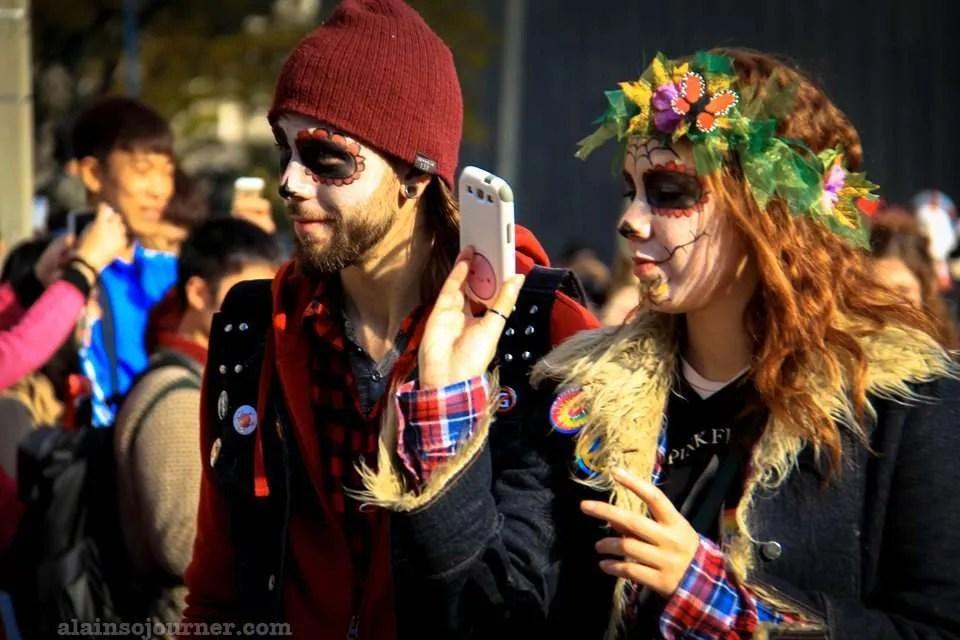 2014 Toronto Zombie Walk Parade Photos
