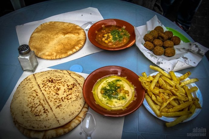 Things to do in Jordan: Eat Jordanian Food