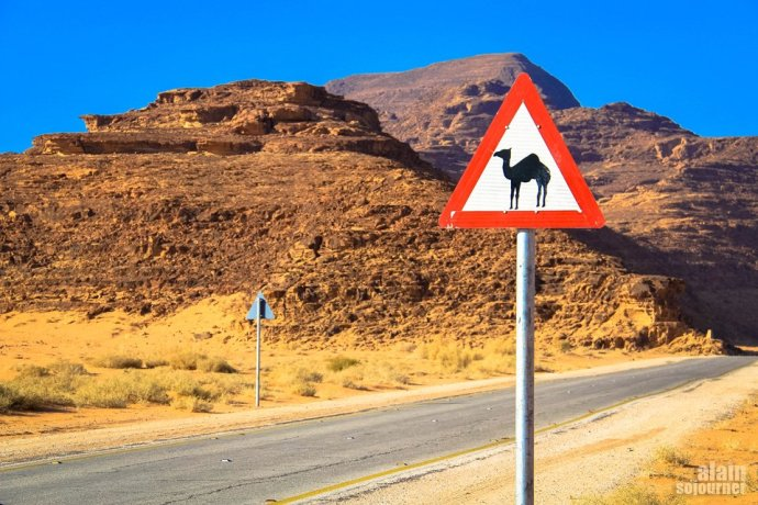 Things to do in Jordan: Go on a road trip.