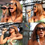 Pride Toronto: Deborah Cox at Aqua Party 2011