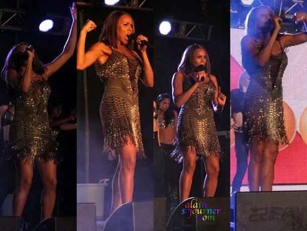 Pride Toronto: Deborah Cox at Aqua Party 2011