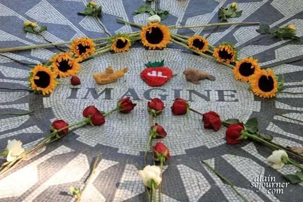 Imagine is one of John Lennon songs.