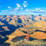 Where to watch the Grand Canyon Sunset