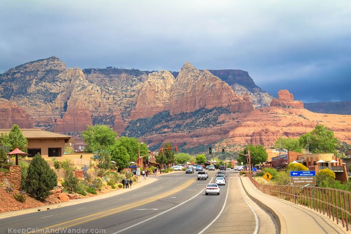 Red Rock Is Sedona the most beautiful city in America?