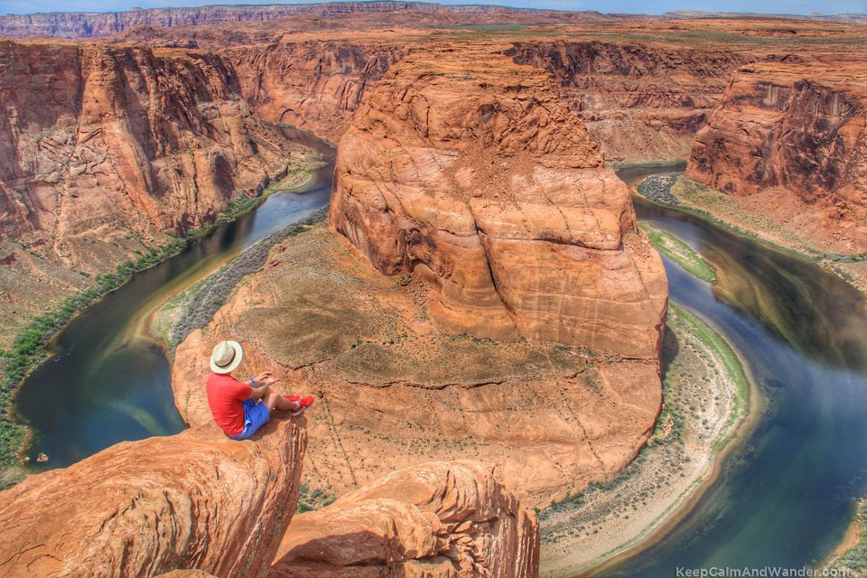 Horseshoe Bend is breathtaking!