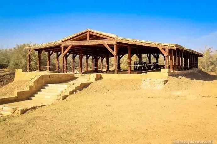 River Jordan Baptism Site Jesus Christ