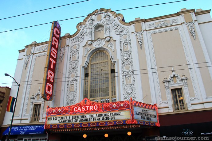 Castro Theater 1 San Francisco California