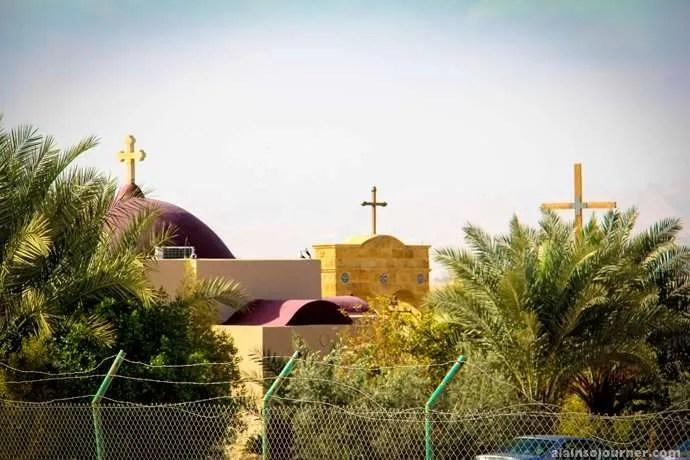Baptism Site Jesus Jordan River