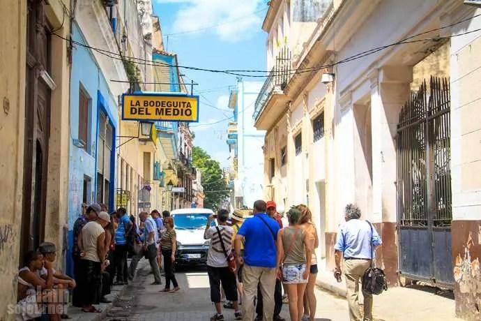 Hemingway Bars in Havana
