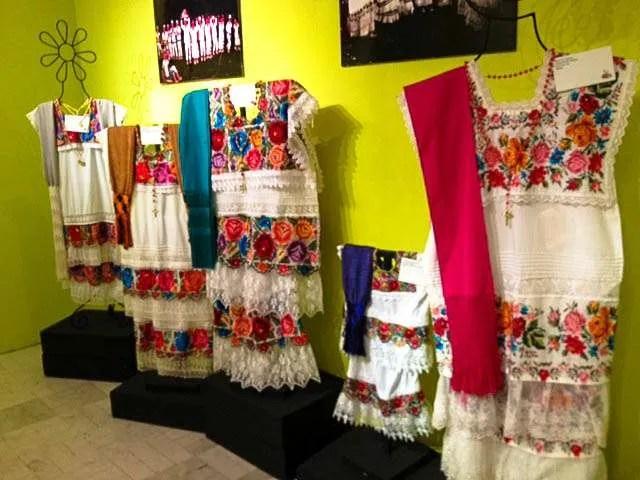 Nacimiento del Hipil Museum in Merida, Mexico