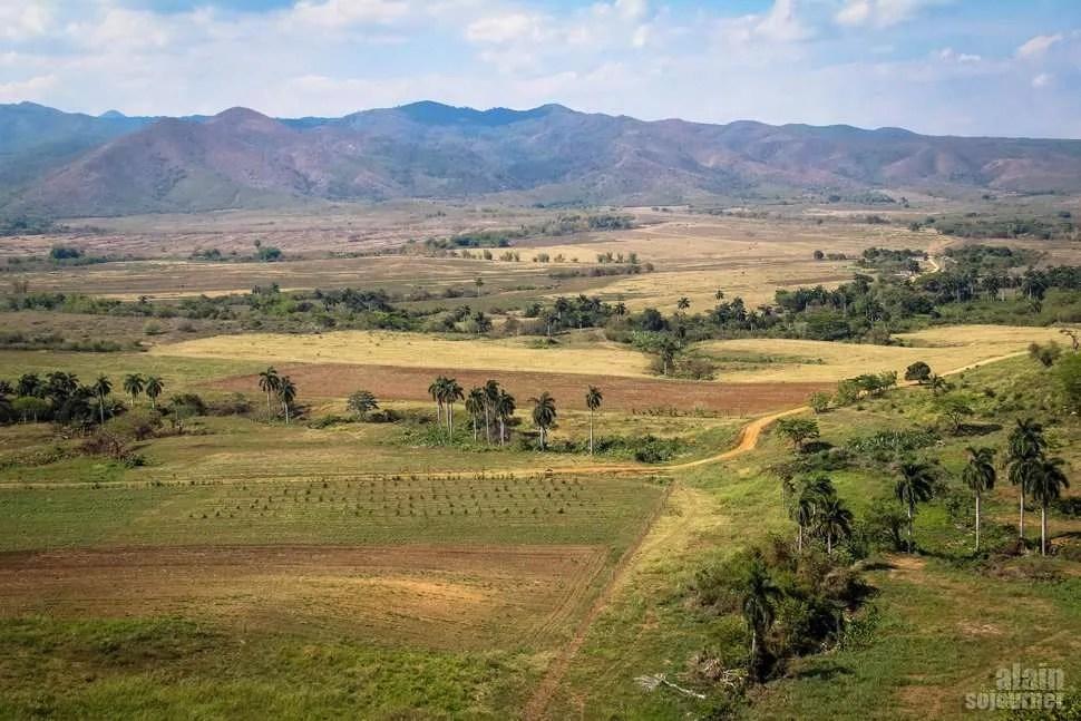 Trinidad Cuba Mirador de la Loma del Puerto Valle de los Ingeneous