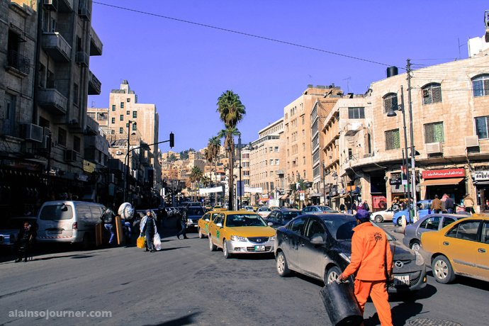 Things to do in Amman downtown