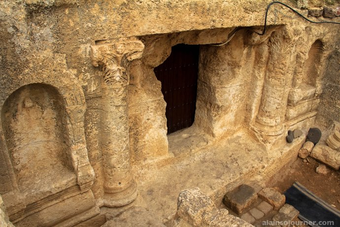 Cave of the seven sleepers Amman