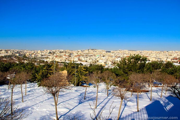Things to do in Amman King Hussein Park