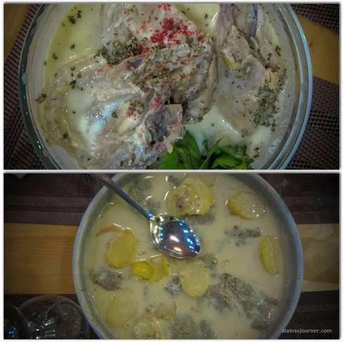 Get a taste of Jordanian Cuisine Mansaf