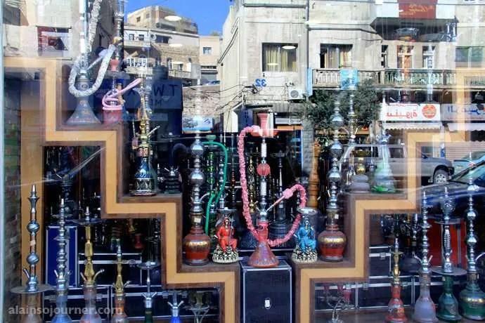 Sisha in Amman Jordan