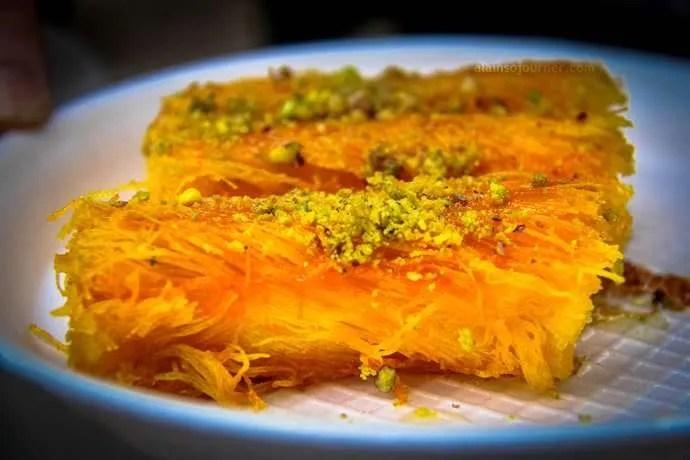Baqlawah Jordan Dessert