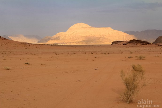 Wadi Rum - The Red Planet