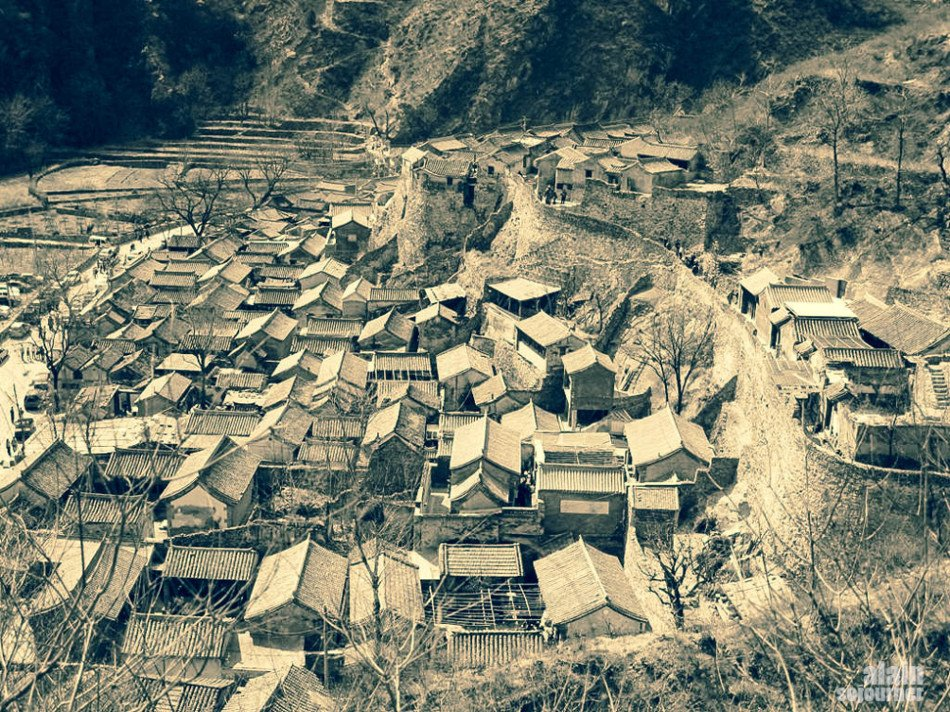 The Ancient Village of Cuandixia