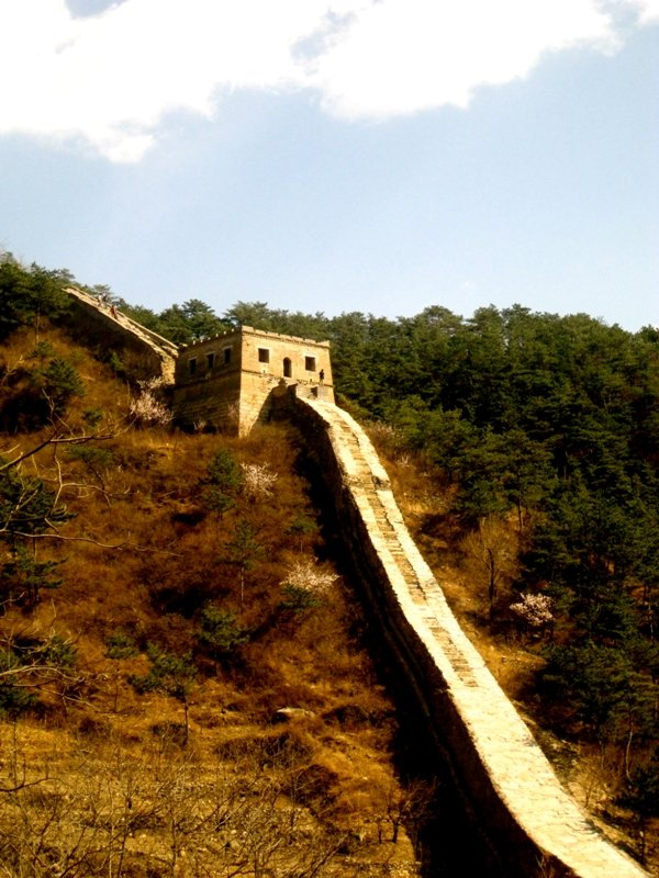 Huanghuacheng Great Wall of China