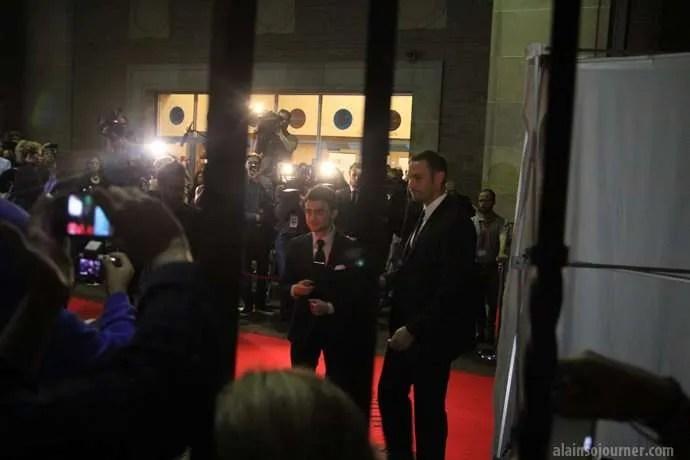 Daniel Radcliffe TIFF 2013