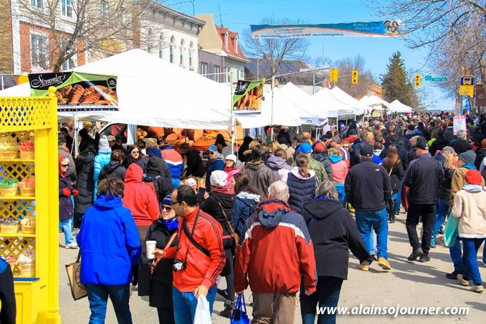 Maple Syrup Festival Elmira Waterloo 2
