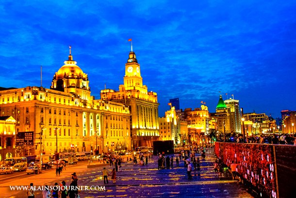 Shanghai Bund / China Best Travel Photos